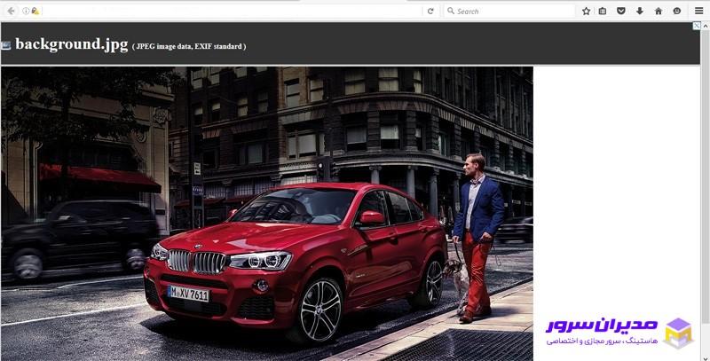 تغییر سایز و فرمت تصاویر سایت در سی پنل
