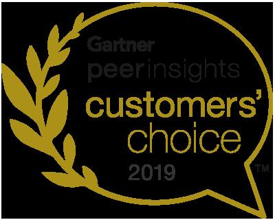 جایزه Gartner Peer Insights